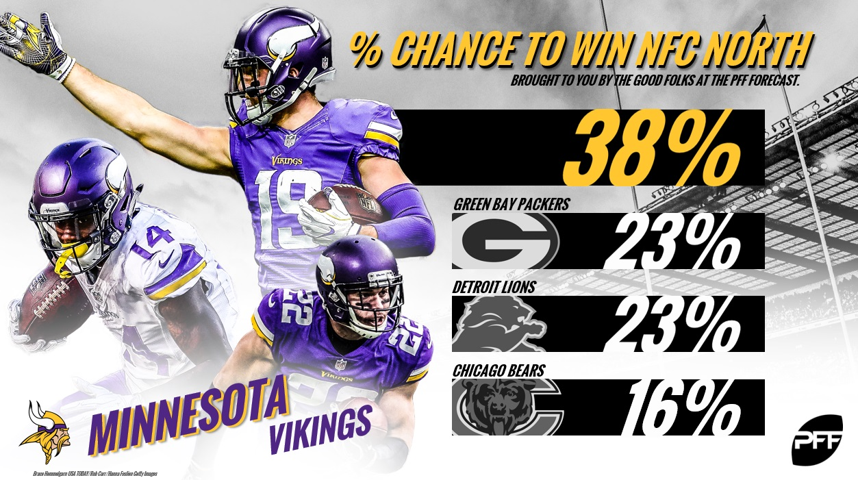 Vikings NFC North