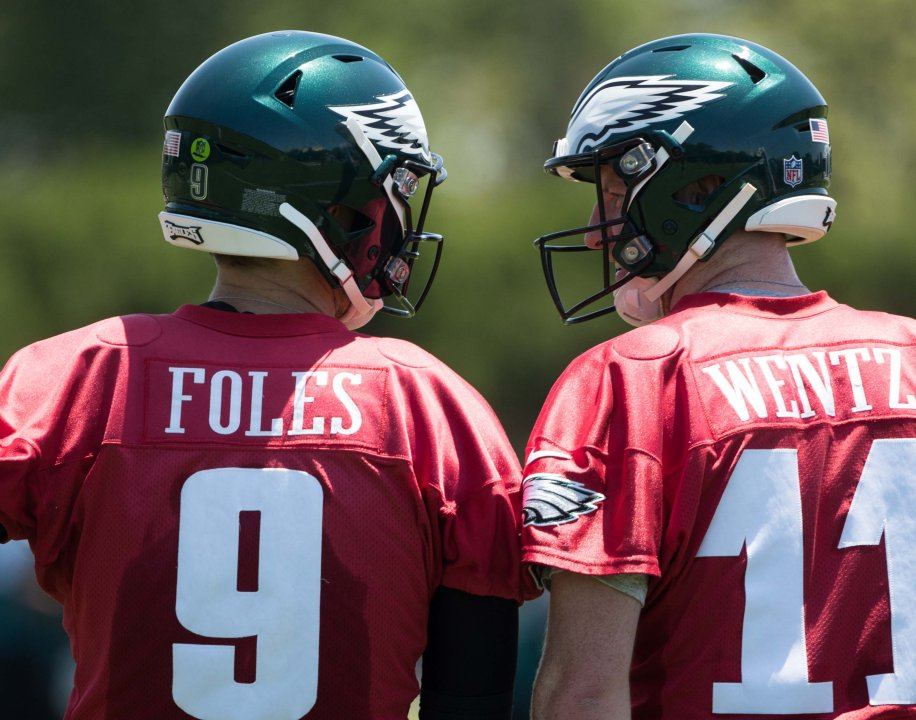 54ace770bd2 PFF Training Camp Preview: Philadelphia Eagles | NFL Analysis | Pro ...