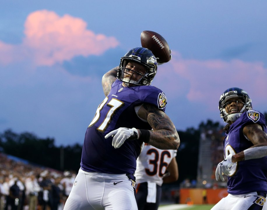 b769f2f7 NFL Hall of Fame game ReFocused: Baltimore Ravens 17, Chicago Bears ...