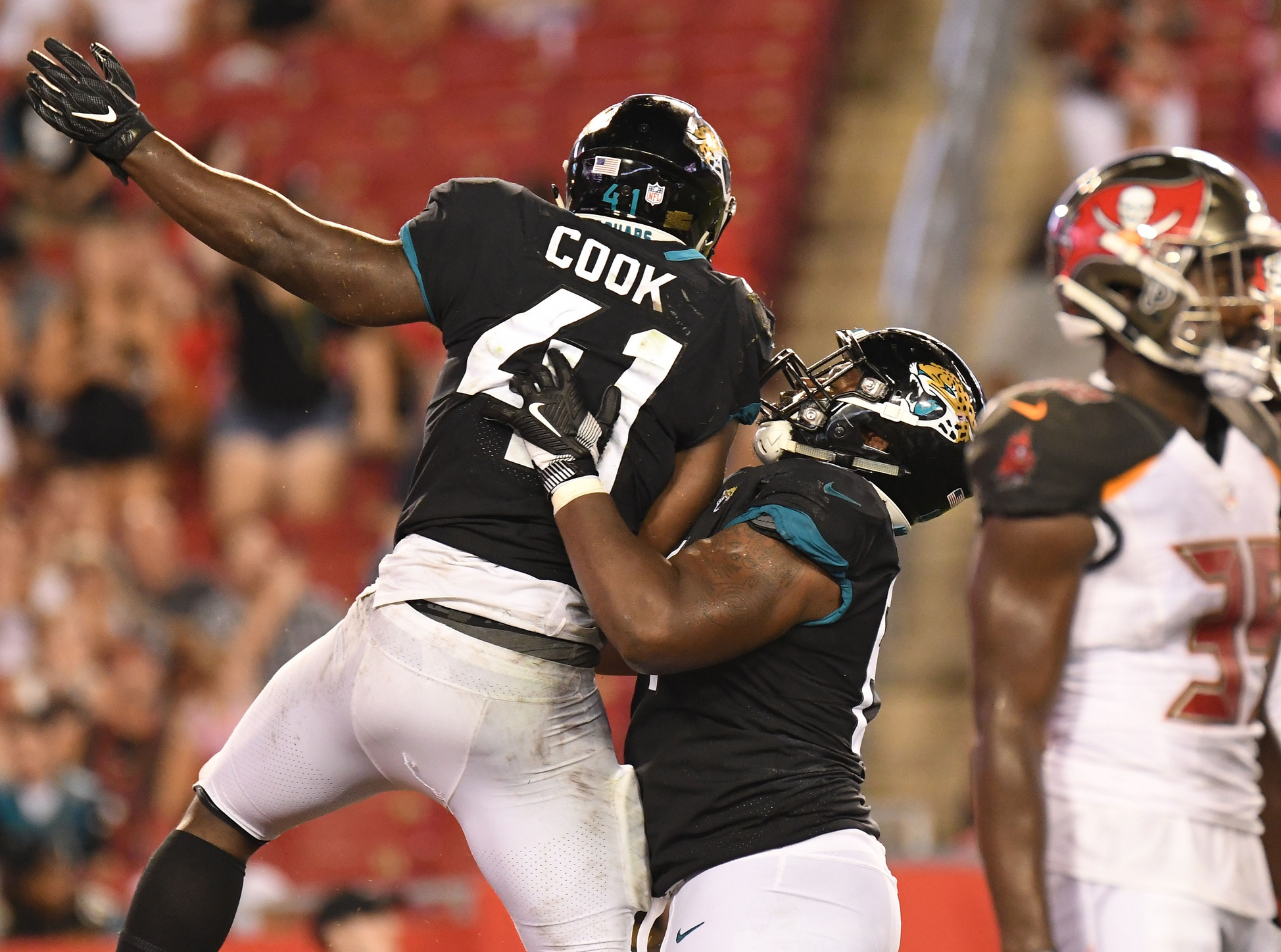 Refocused, NFL Preseason Week 4: Jacksonville Jaguars 25, Tampa Bay  Buccaneers 10