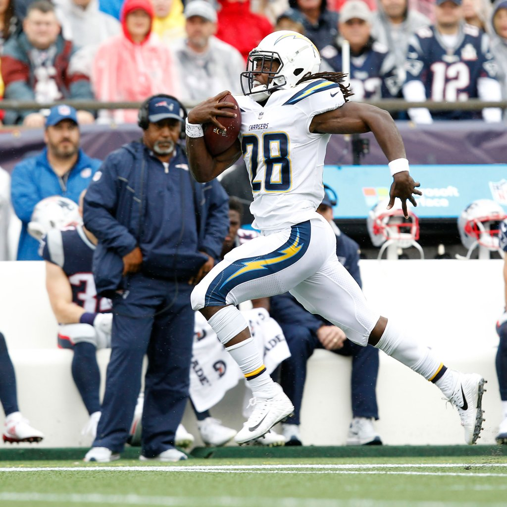 How to approach Melvin Gordon in fantasy drafts