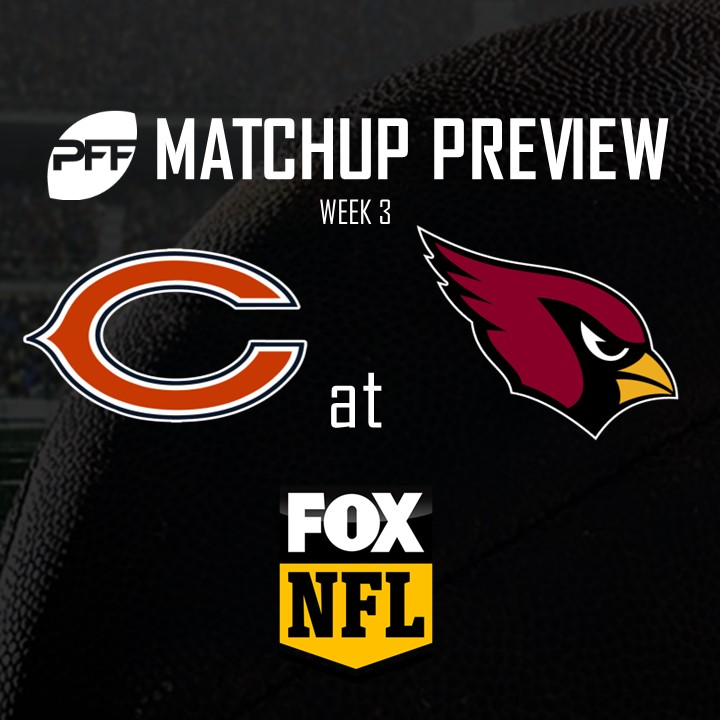 Josh Rosen Debuts, But Cardinals Lose To Bears