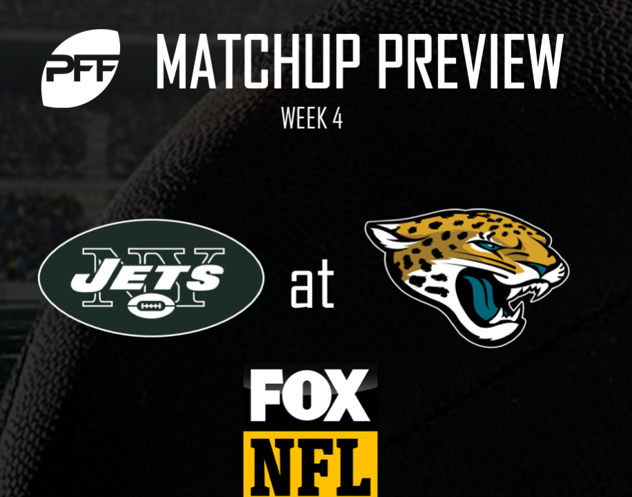 Nfl Week 4 Fox New York Jets Jacksonville Jaguars Preview Nfl