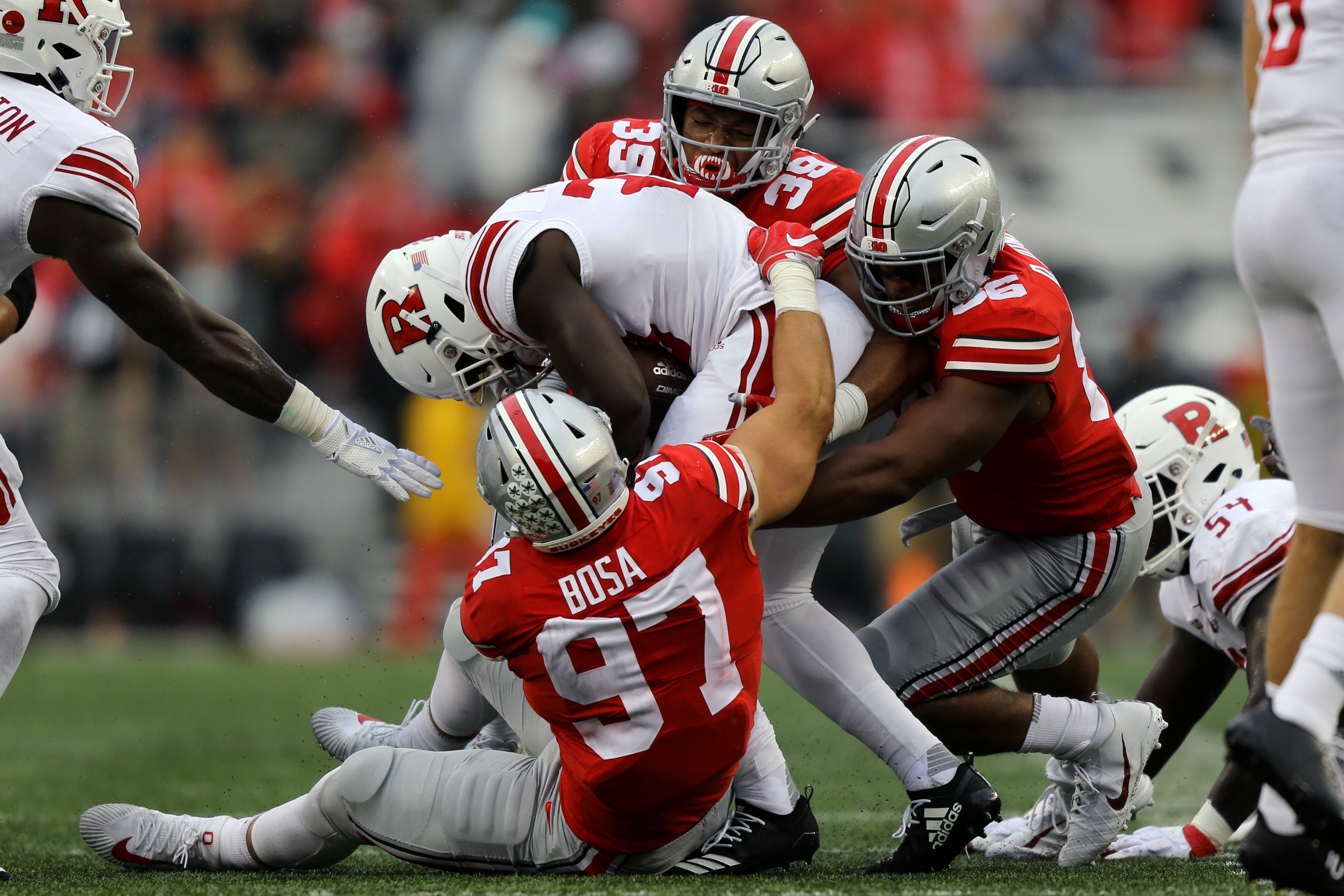 Best Nfl Draft Prospects On Each Undefeated College: The Five Best Defensive Players In College Football