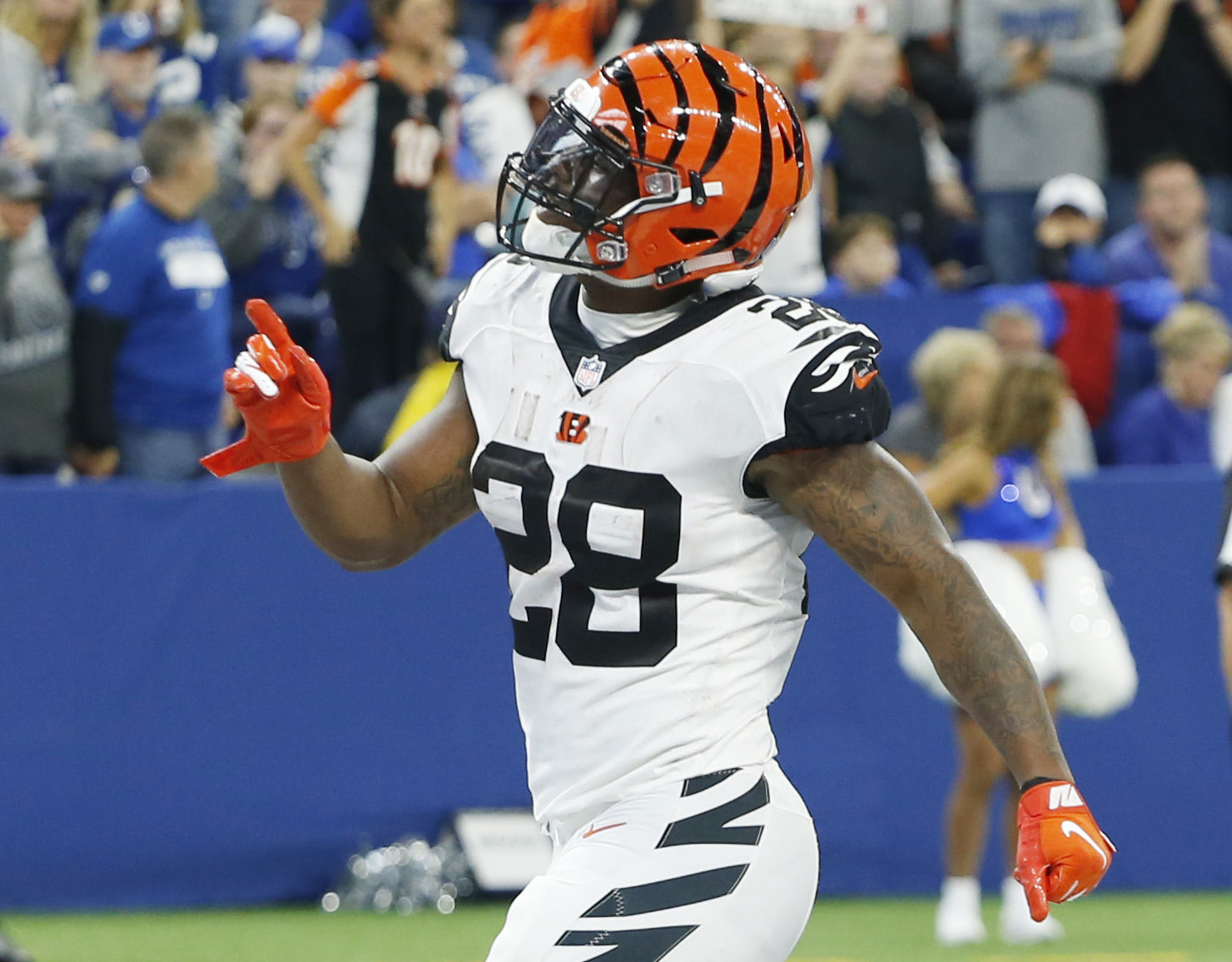 Refocused, NFL Week 1: Cincinnati Bengals 34, Indianapolis Colts 23