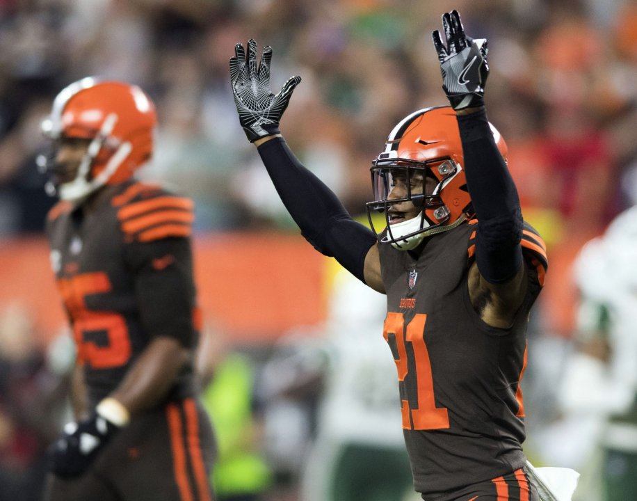 Usatsi Lowres Browns Rookie Denzel Ward Piloting Fly Zone