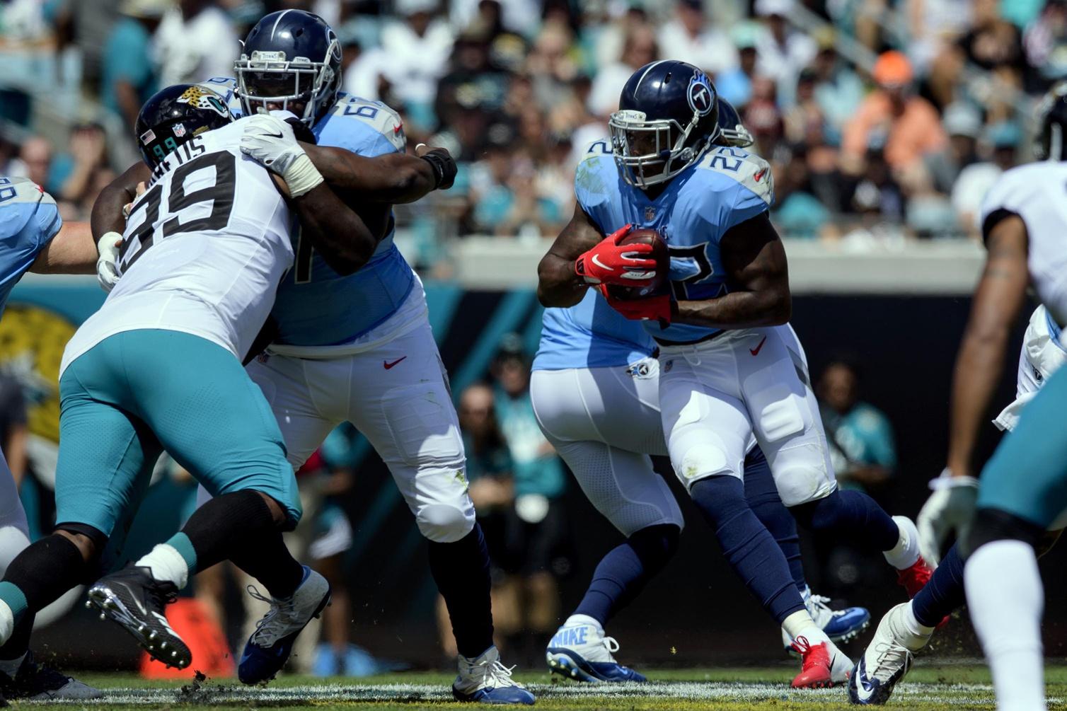 Attractive Refocused, NFL Week 3: Tennessee Titans 9, Jacksonville Jaguars 6