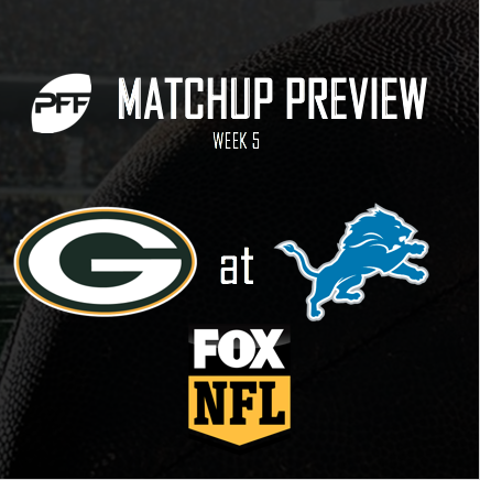 Packers: Three takeaways from Week 5 loss to Lions