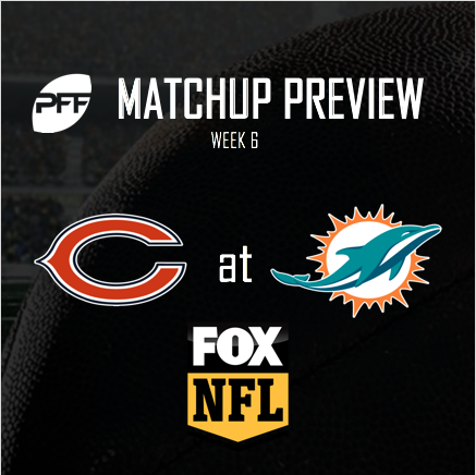 Previewing Bears vs Dolphins with Phin Phanatic