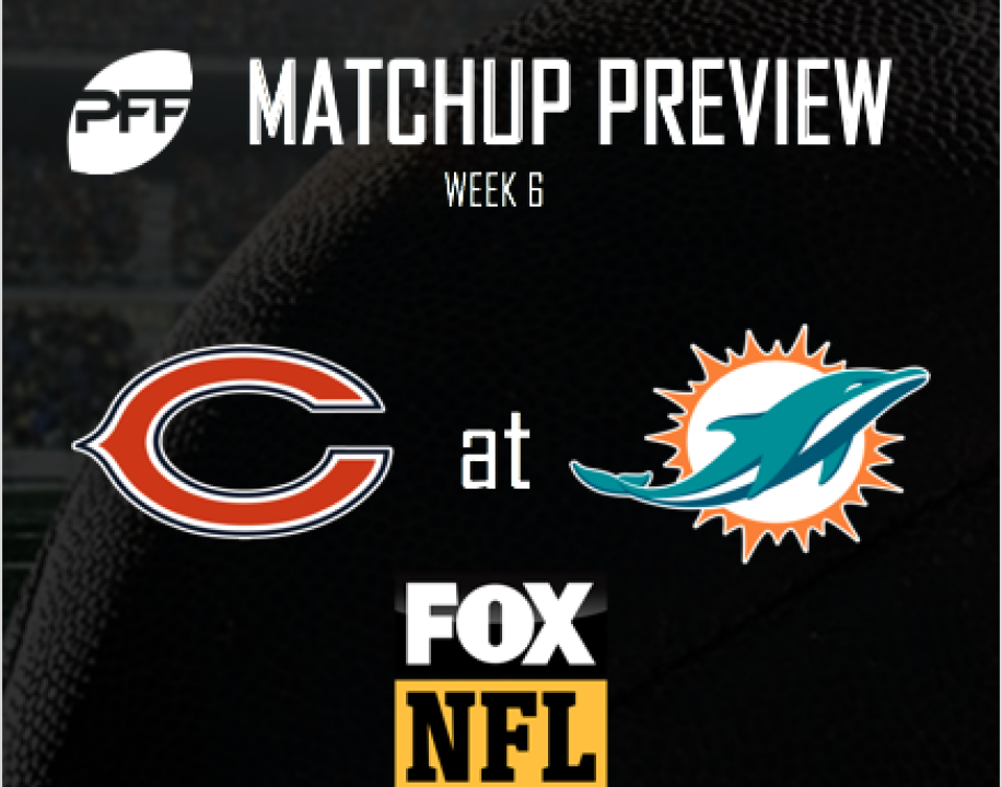 31d95f1d488aa NFL Week 6 FOX Chicago Bears   Miami Dolphins Preview