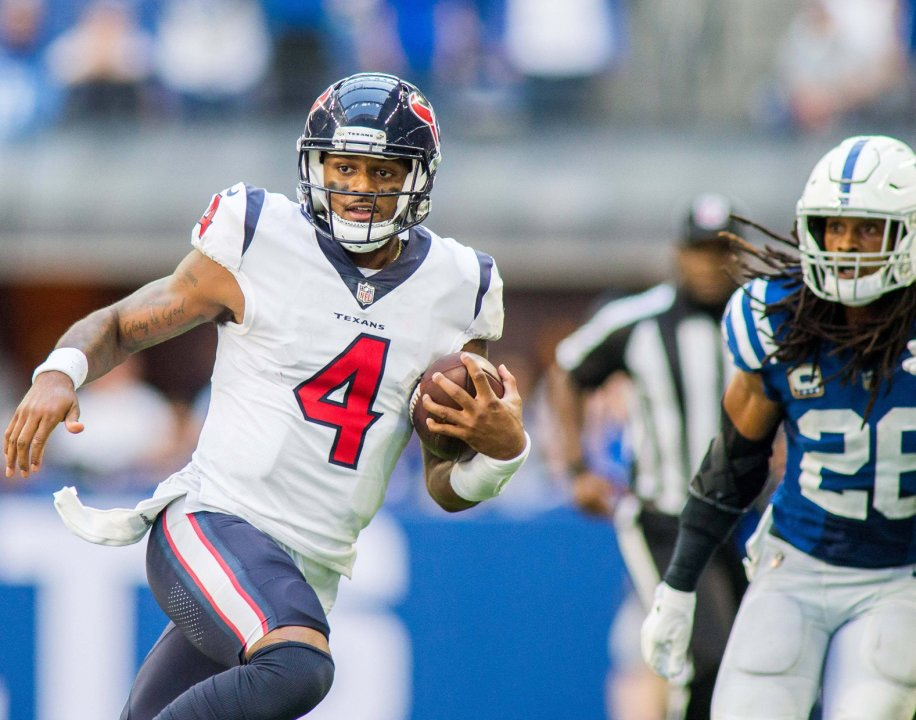 Texans' Deshaun Watson is playing much better in Year 2 ...