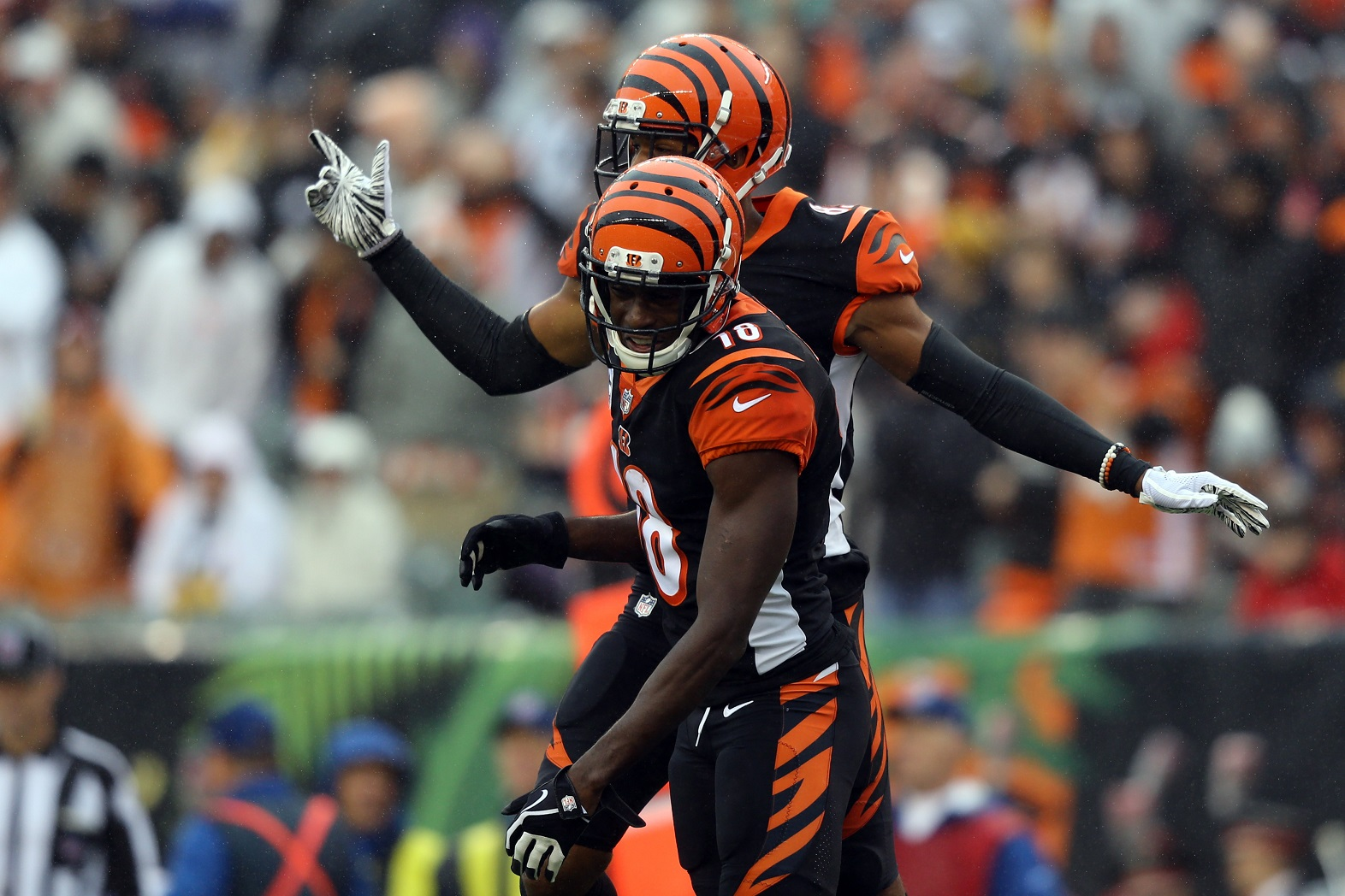 Looking ahead at 2020 free agency for fantasy: WR/TE