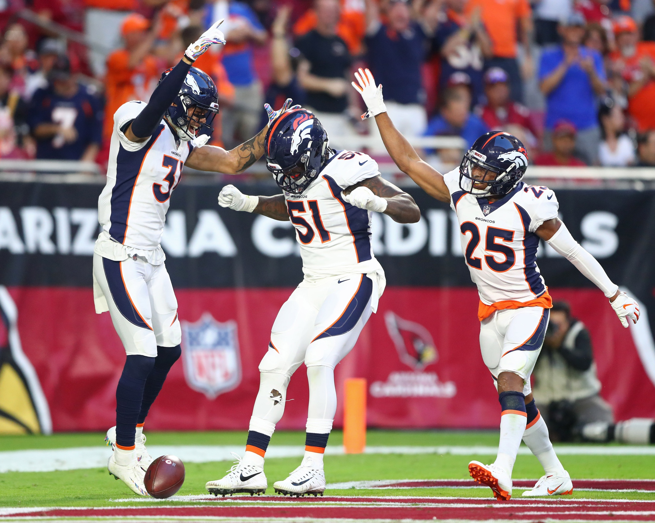 Bradley Roby Chris Harris Jr Prove Broncos No Fly Zone Still