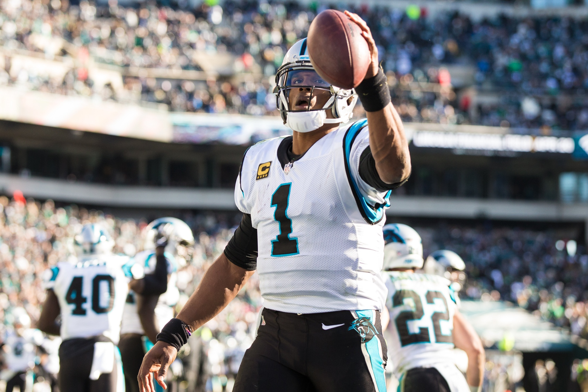 Refocused, NFL Week 7: Carolina Panthers 21, Philadelphia Eagles 17