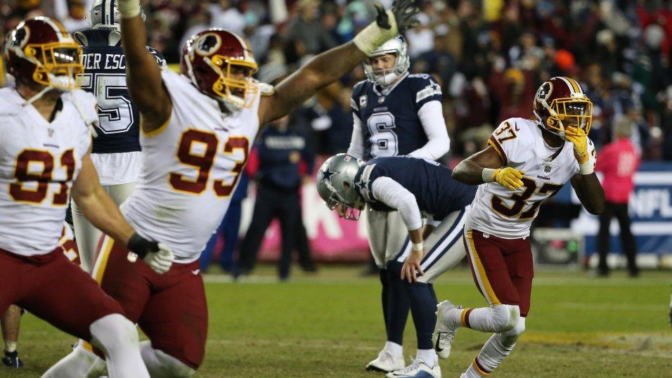Refocused, NFL Week 7: Washington Redskins 20, Dallas Cowboys 17 | NFL News, Rankings and Statistics | PFF