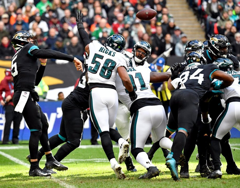 e6c95e2fc83 Refocused, NFL Week 8: Philadelphia Eagles 24, Jacksonville Jaguars ...