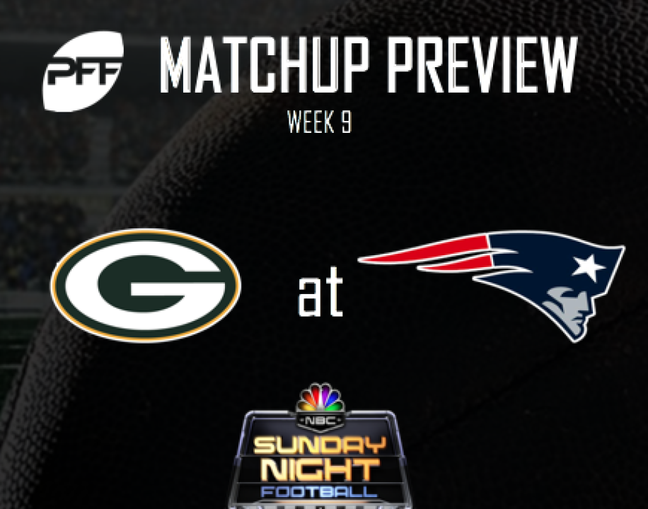 NFL Week 9 NBC Green Bay Packers   New England Patriots Preview ... 4410f3a24d8