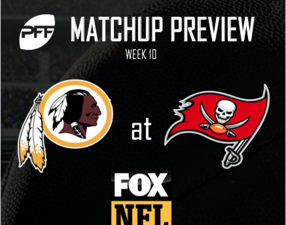 NFL Week 10 FOX Washington Redskins   Tampa Bay Buccaneers Preview ... 830022b2e2a