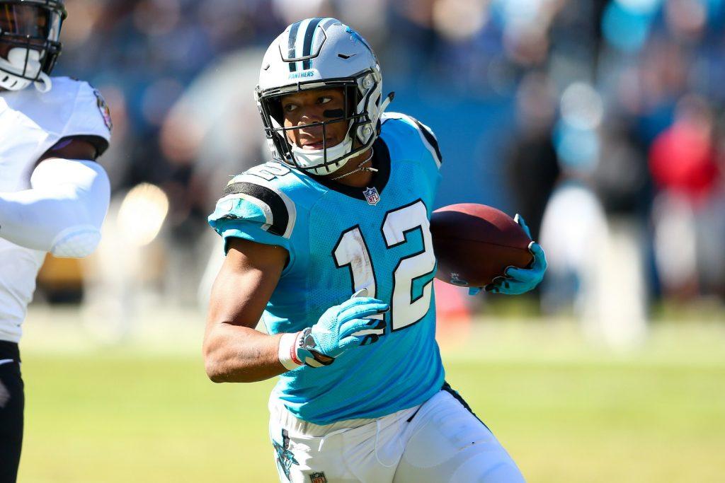 Carolina Panthers WR D.J. Moore