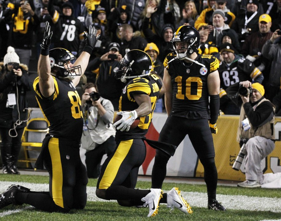 Image result for steelers panthers week 10