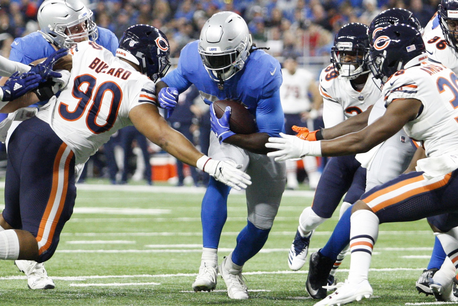 Week 13 Fantasy Football Sleepers Potential Breakouts Based On The