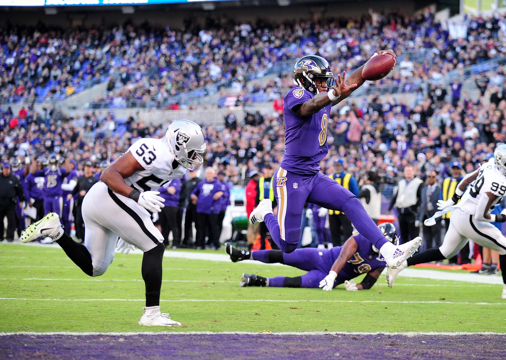 There is a path to success with Lamar Jackson in the NFL, and the Ravens are on said path