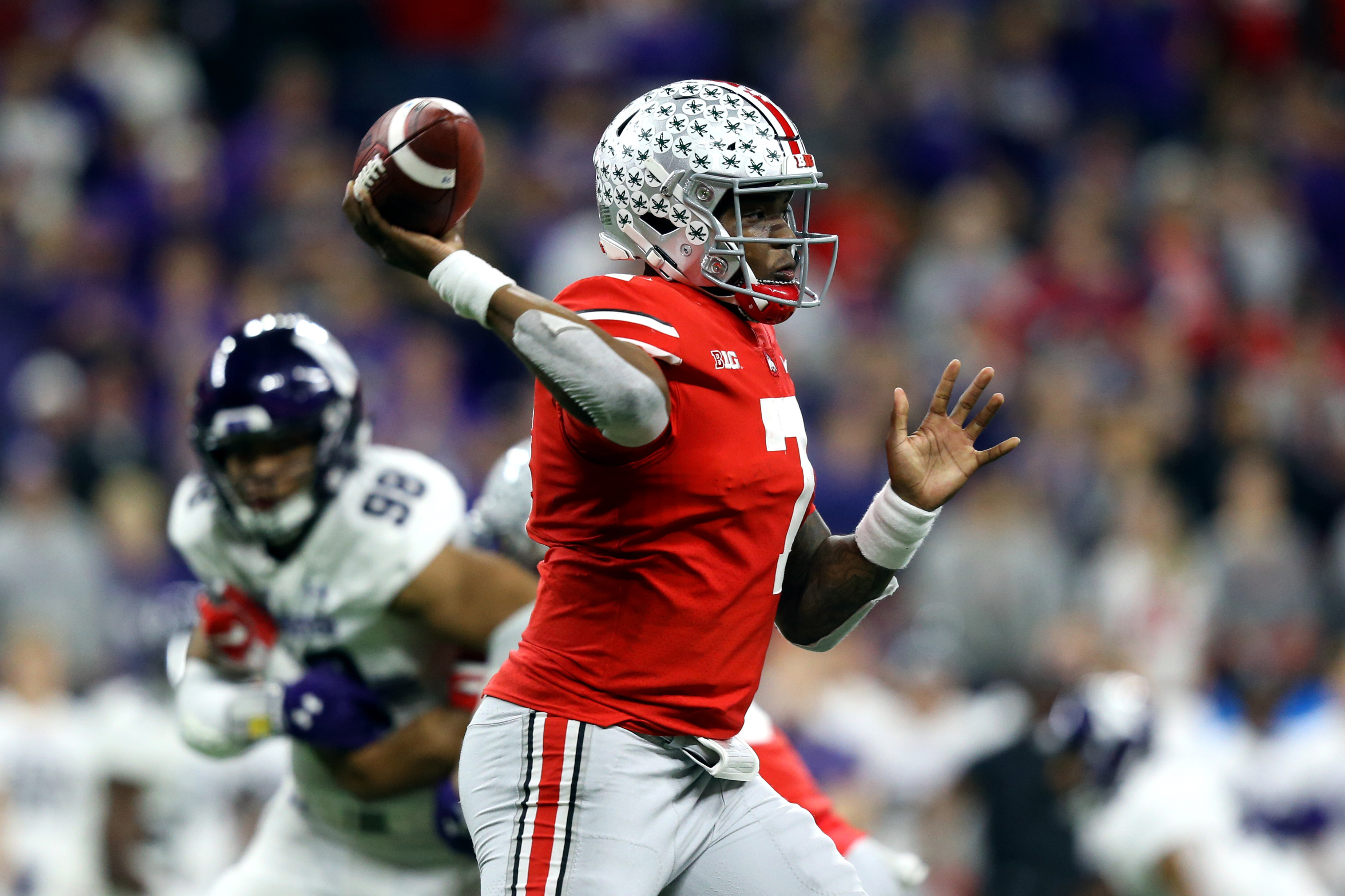 Dwayne Haskins' ability to attack downfield crucial vs Washington