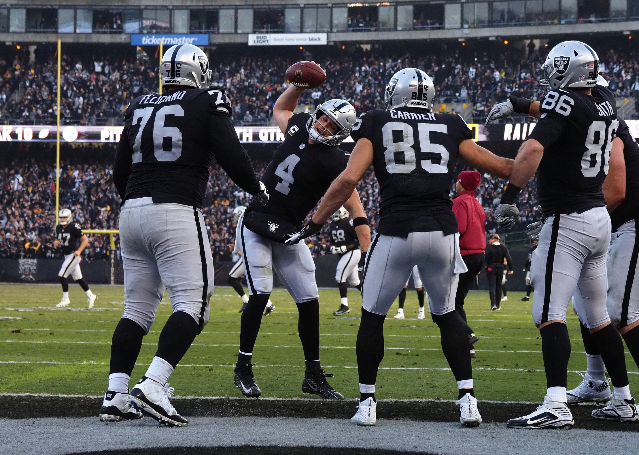 Refocused, NFL Week 14: Oakland Raiders 24, Pittsburgh Steelers 21