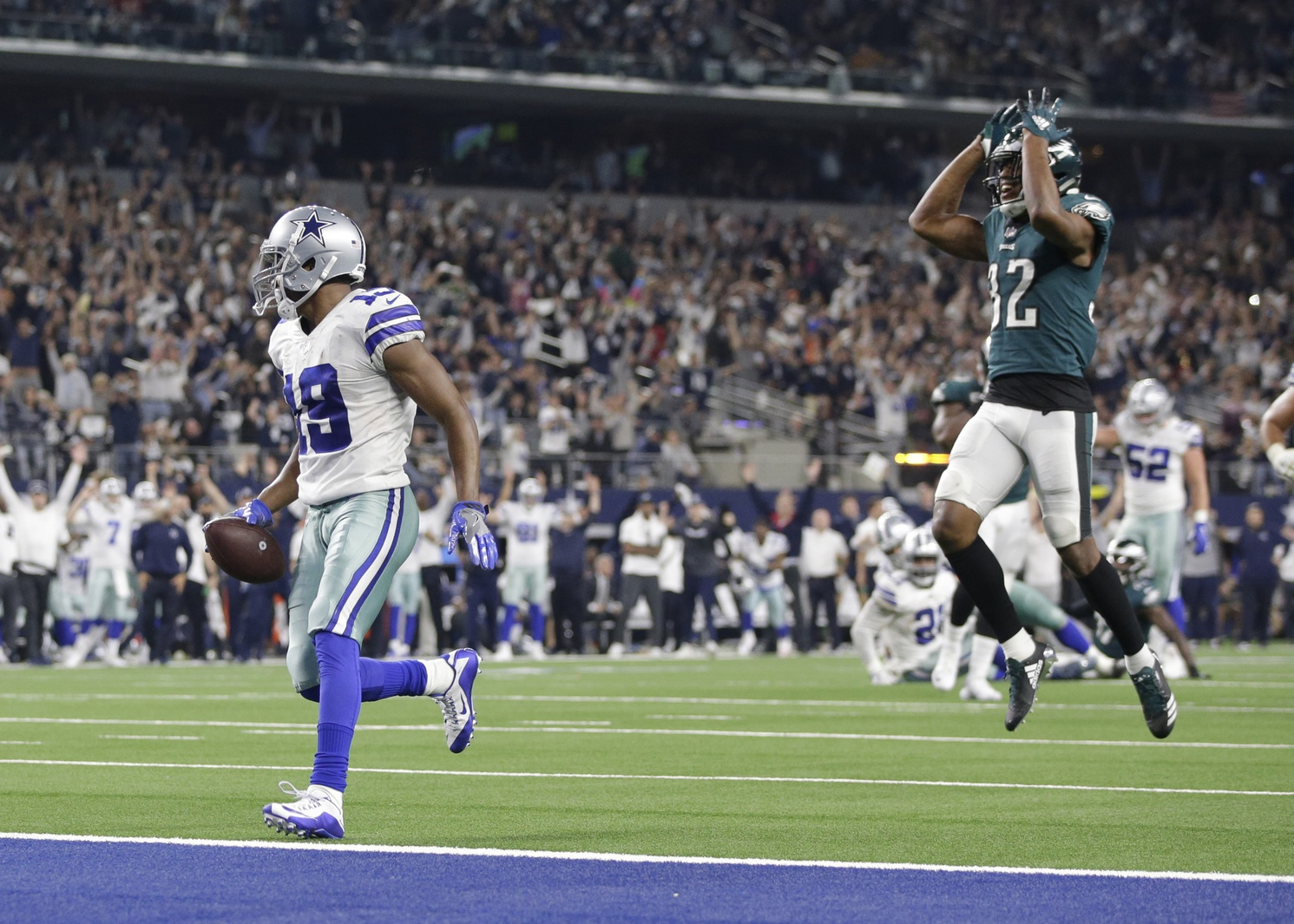 Refocused Nfl Week 14 Dallas Cowboys 29 Philadelphia Eagles 23