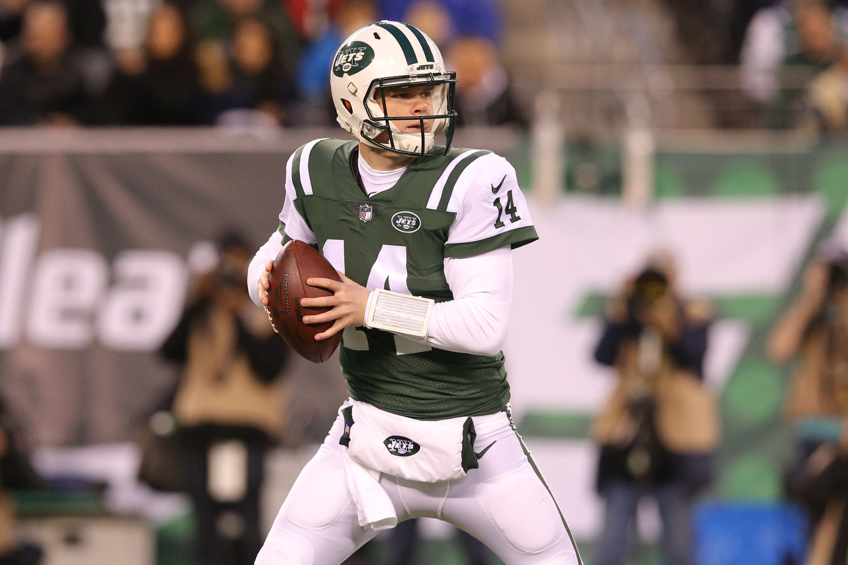 Sam Darnold's best performance to date should excite Jets fans for