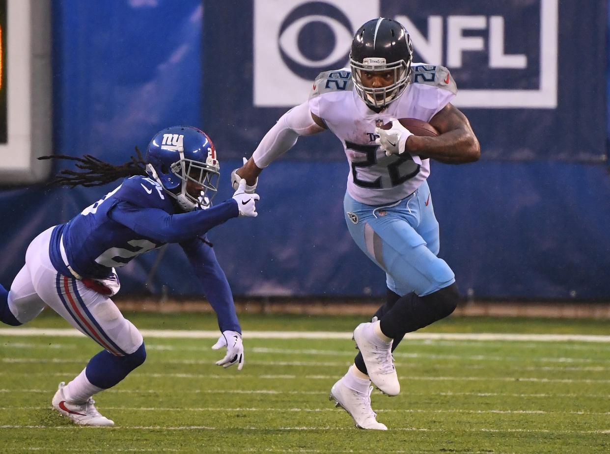 Refocused, NFL Week 15: Tennessee Titans 17, New York Giants 0