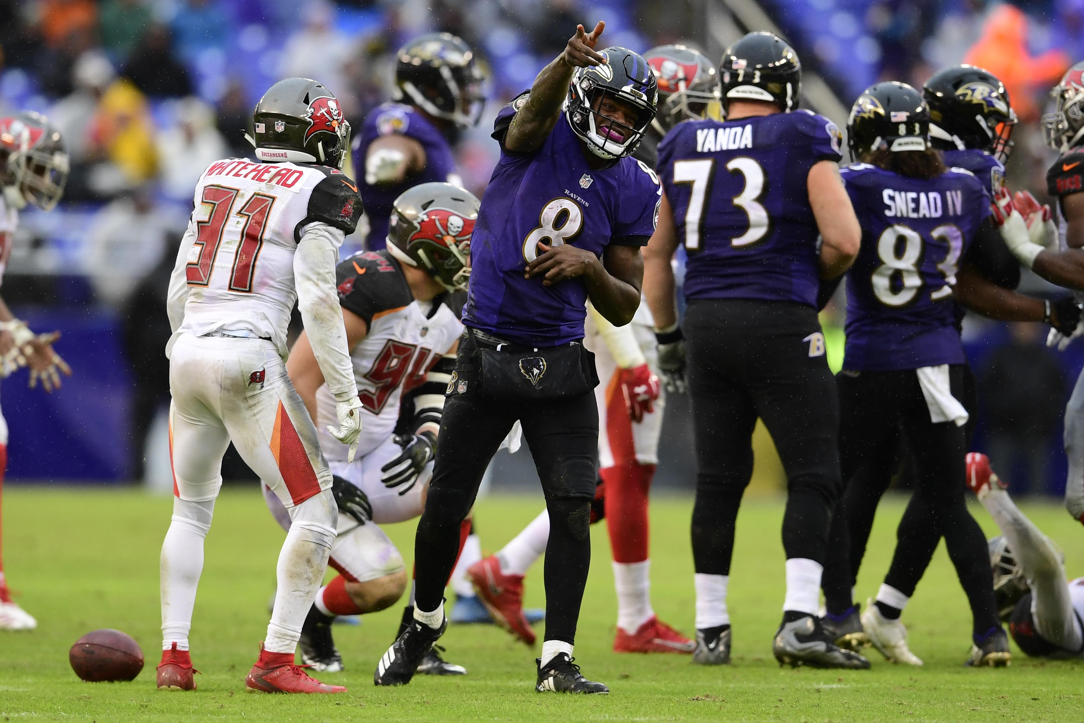 Refocused, NFL Week 15: Baltimore Ravens 20, Tampa Bay Buccaneers 12