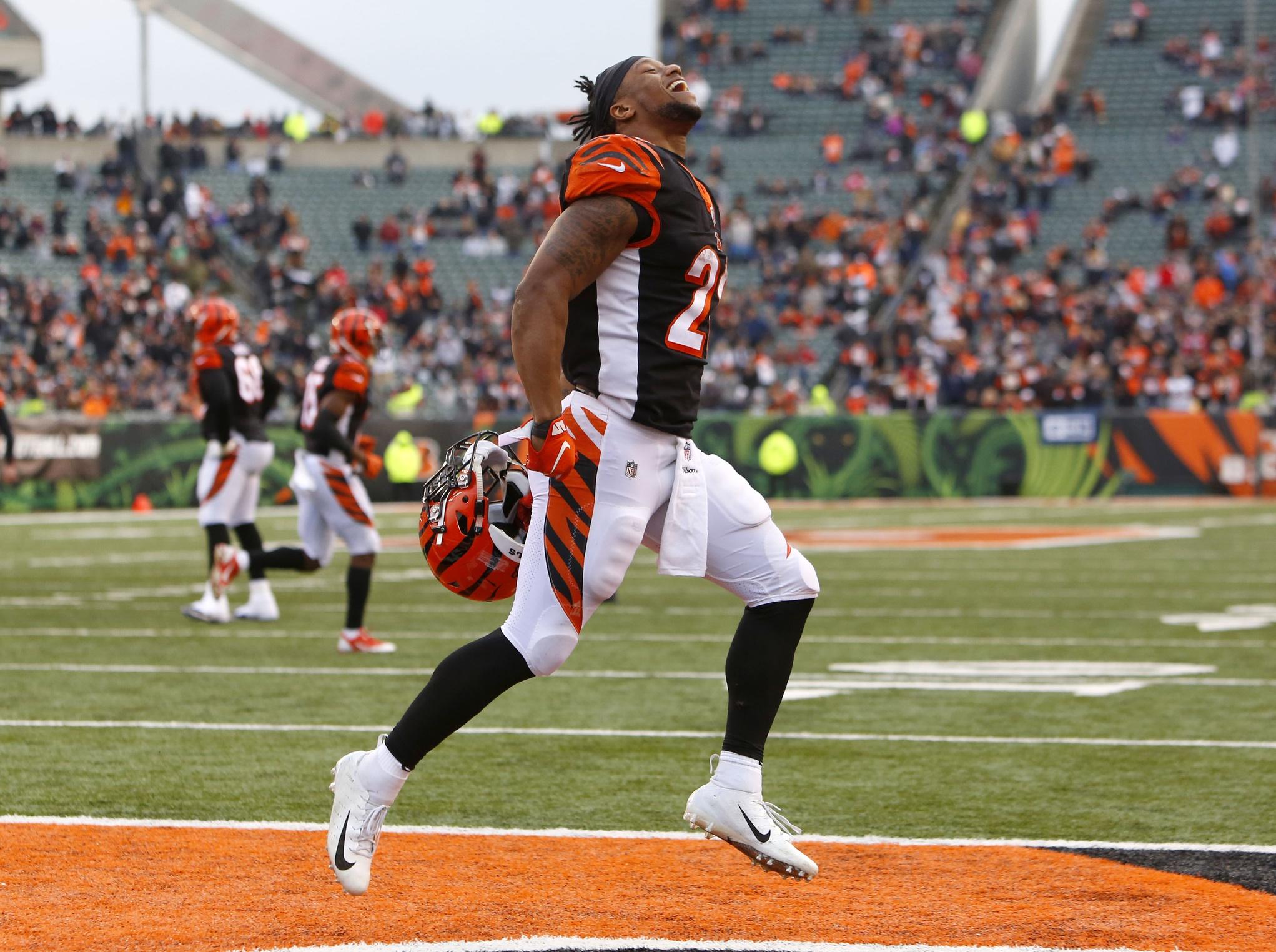 Refocused, NFL Week 15: Cincinnati Bengals 30, Oakland Raiders 16