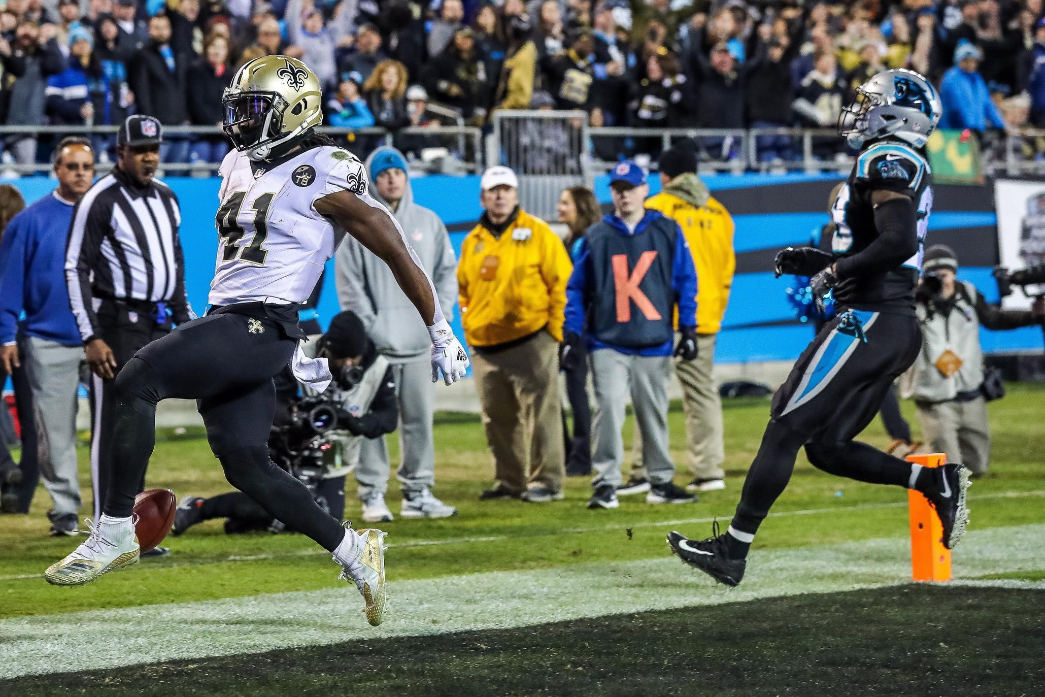 Refocused, NFL Week 15: New Orleans Saints 12, Carolina Panthers 9