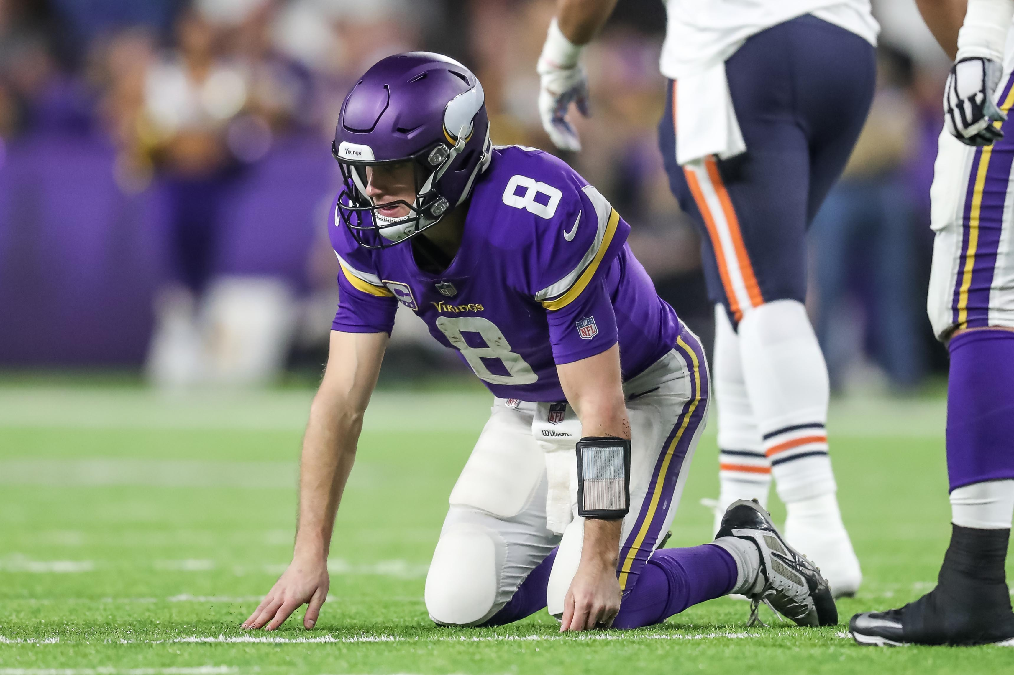 Pedal-Down Bears Keep Vikings Out Of Playoffs