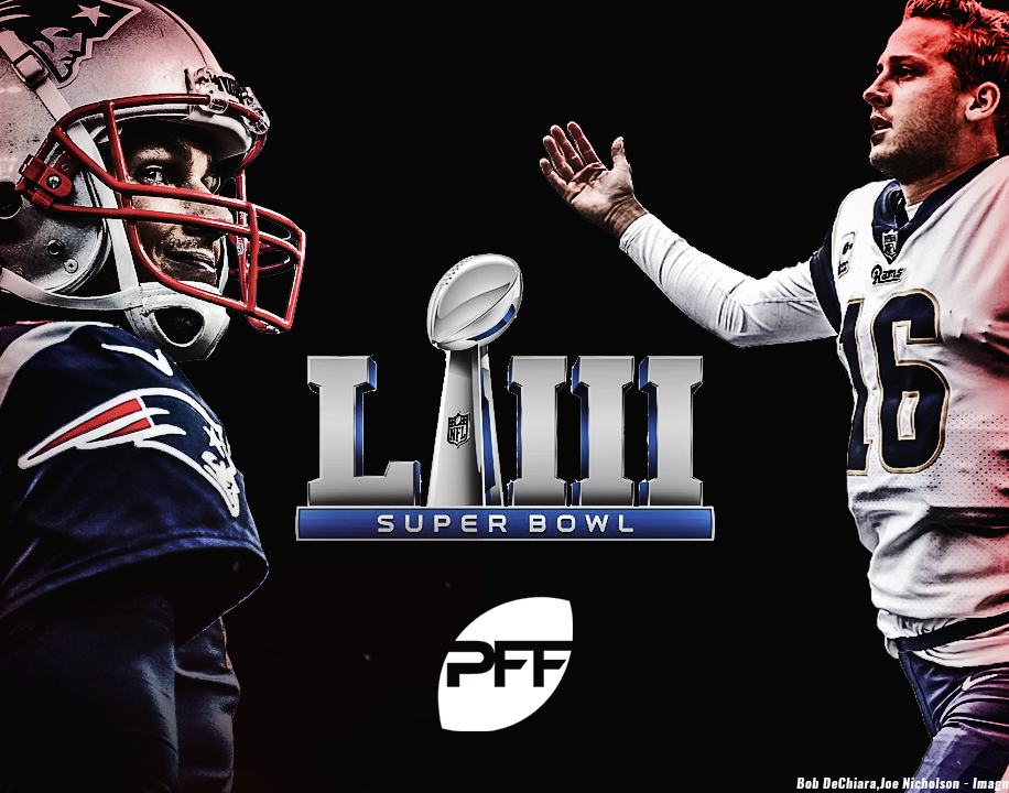 9f720192d99 Old school vs. New school  Tom Brady set to face off against Jared Goff in Super  Bowl LIII