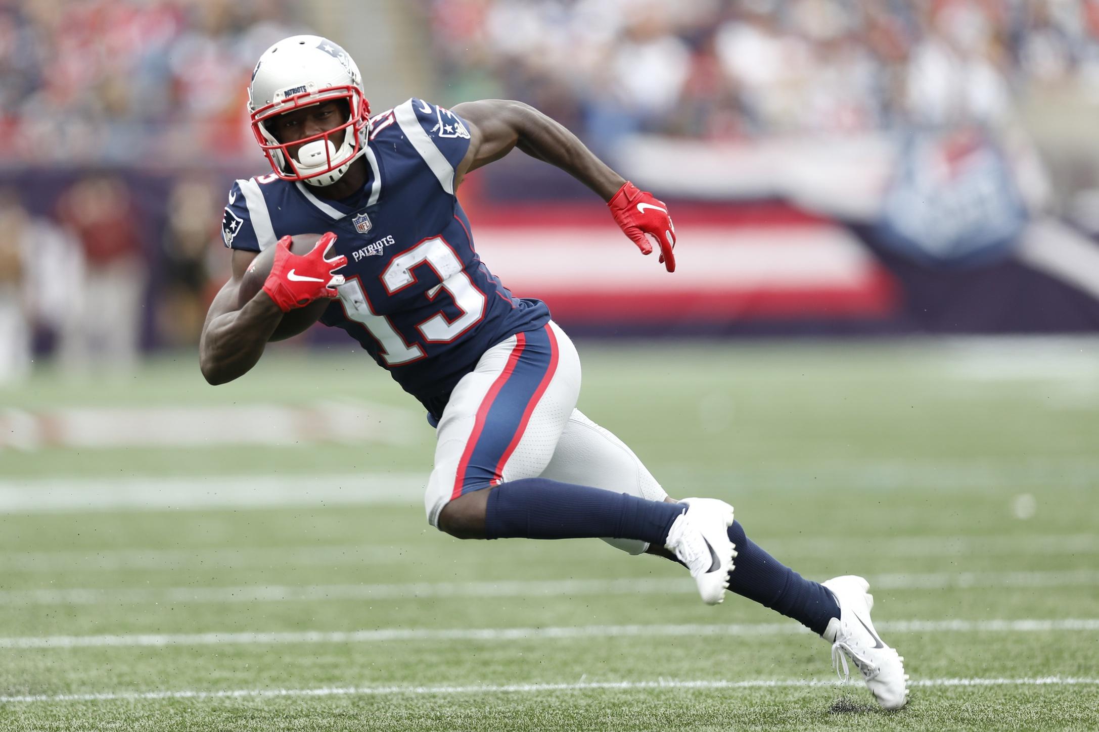 2019 NFL Free Agency Profile: Phillip Dorsett | NFL News, Rankings ...