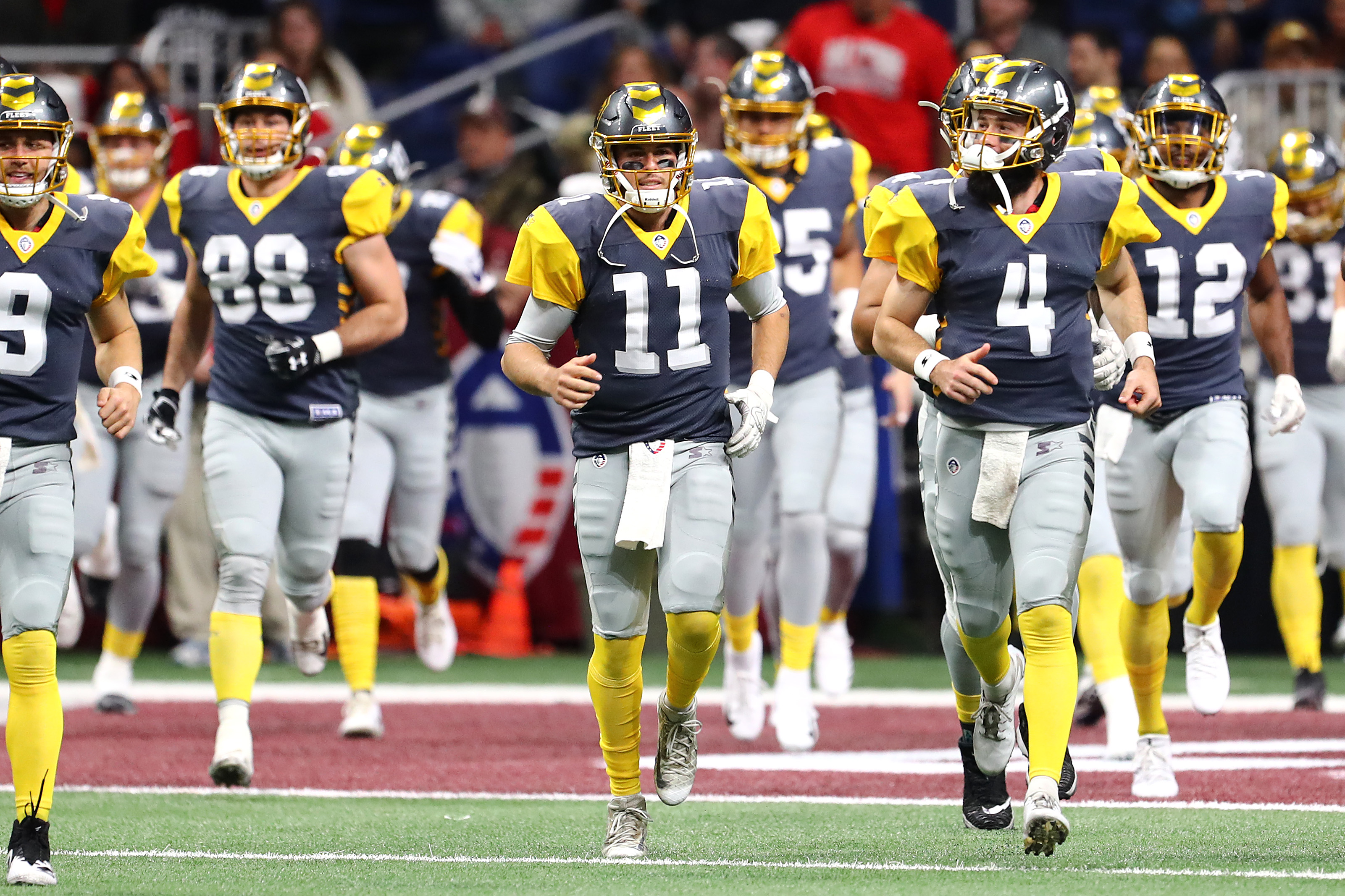Fantasy football rankings: Rankings and projections for AAF Week 7