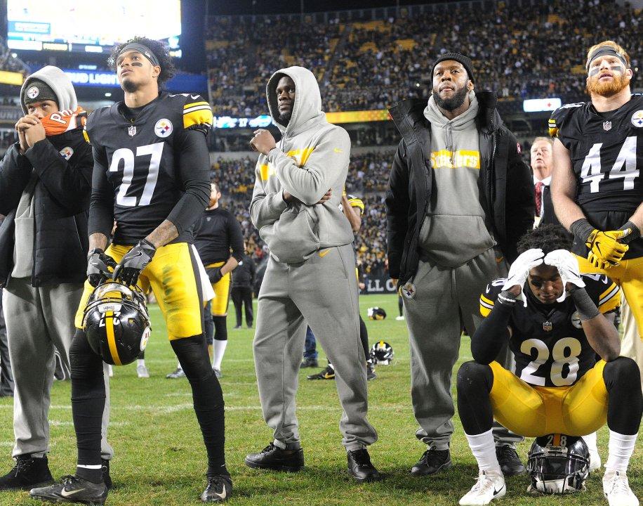 1ff6d74ebf9 Pittsburgh Steelers 2018 season recap
