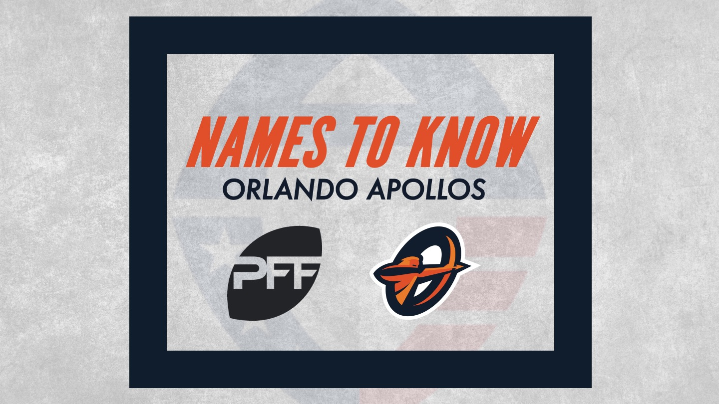 Orlando Apollos Dominate Atlanta in Inaugural Game of AAF