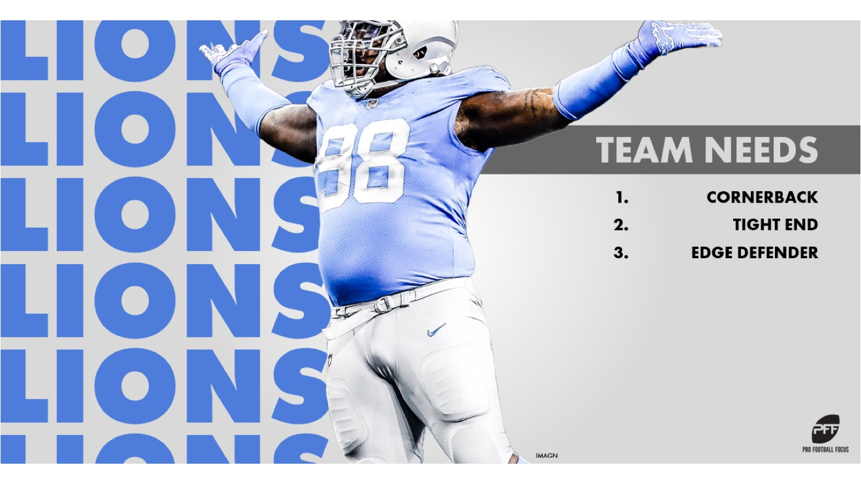 35b55ff48fd All 32 NFL team s 2019 NFL Draft needs