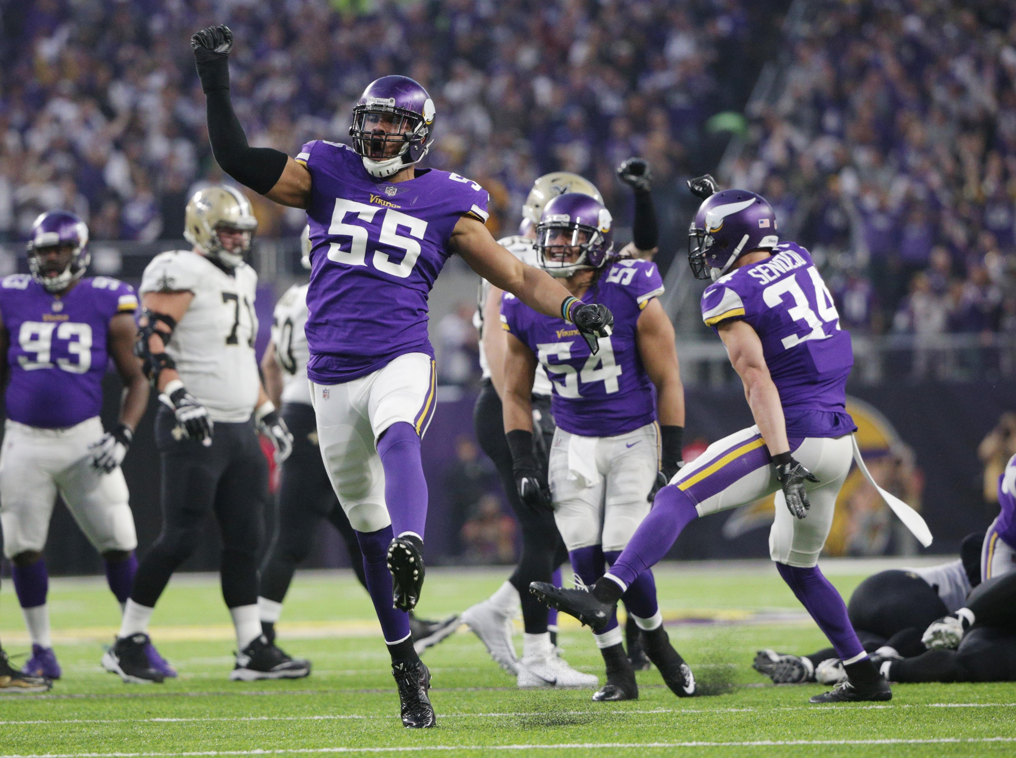 The curious career of new Jets defender Anthony Barr | NFL Analysis