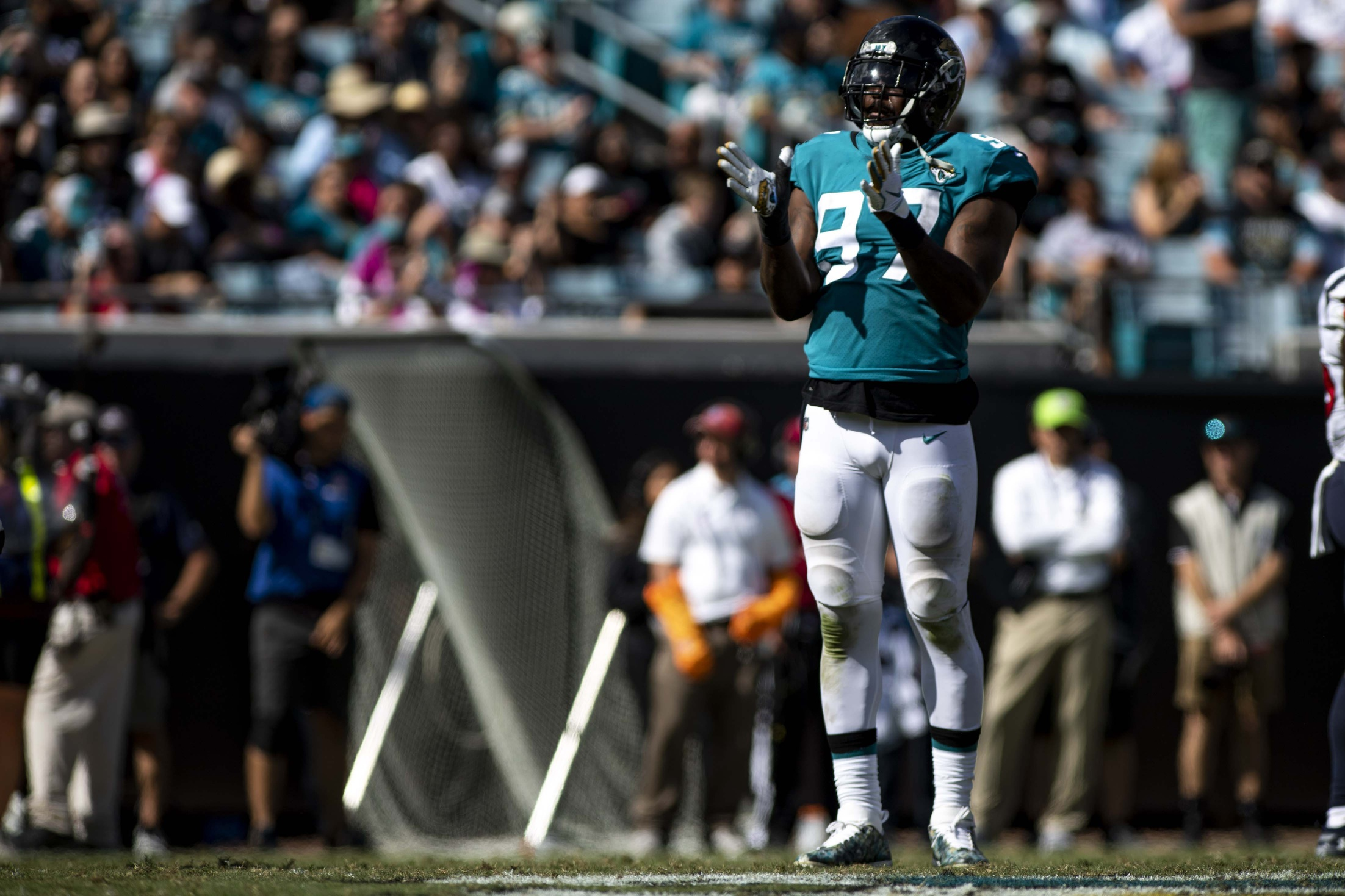 Done in Duval: Jags cut Jackson, Hyde, Gipson