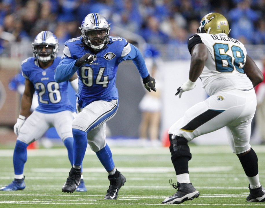 366aad38f It appears that Ezekiel Ansah s six-year stint with the Detroit Lions is  coming to an end after battling a shoulder injury throughout a majority of  the 2018 ...