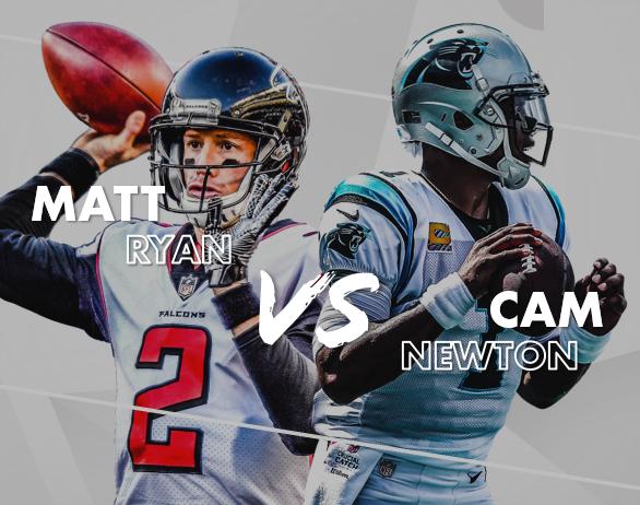 The Fantasy Decider: Matt Ryan vs. Cam Newton
