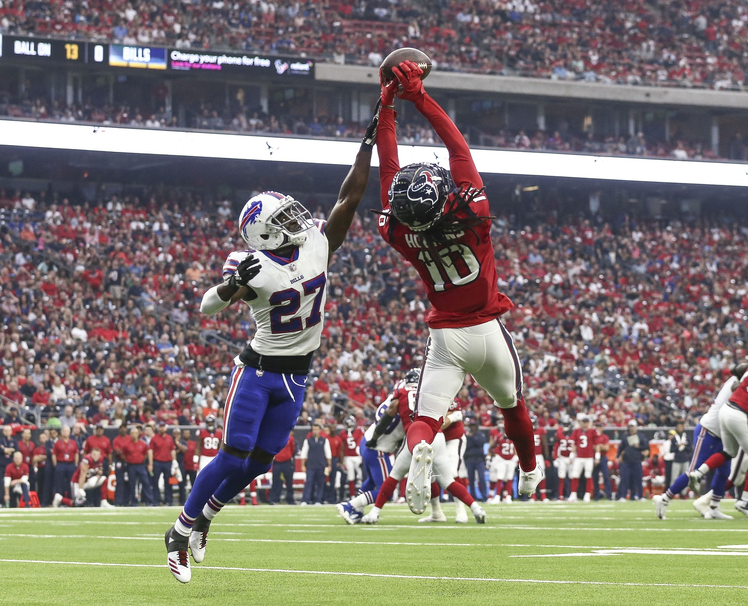 Ranking the NFL's top receivers in contested-catch situations