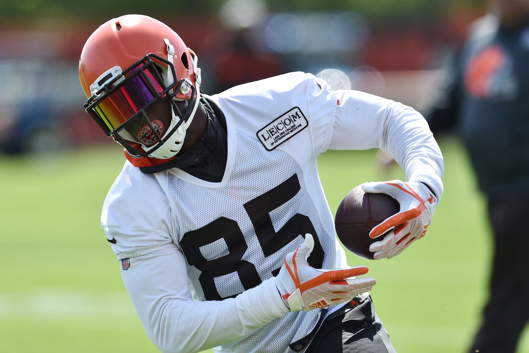 A promising young receiving corps has the Cleveland Browns primed for 2019 and beyond