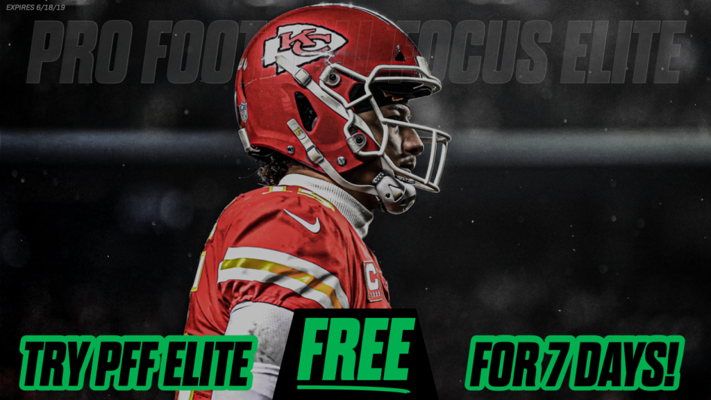 PFF50: The NFL's 50 best players entering the 2019 season | NFL News