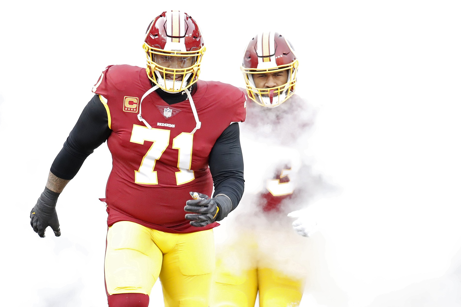 Rumors: Redskins Trent Williams fed up with medical staff, wants to leave