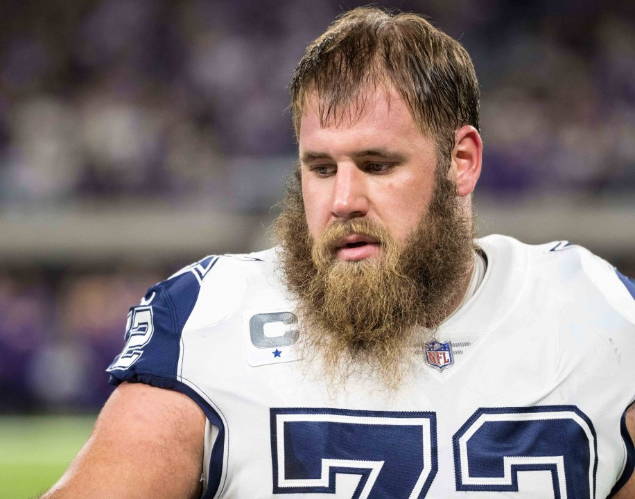 Return of Travis Frederick should significantly improve the Cowboys' offensive line